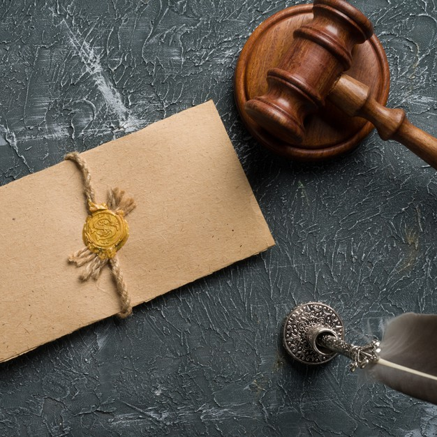 notary public attorney law concept with stamp courtroom law judge contract court legal trust legacy stamp 132310 4221